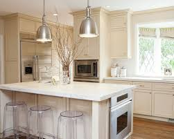 Kitchen Backsplash Cream Cabinets Transitional Idea In San Francisco With Recessedpanel On Concept Ideas