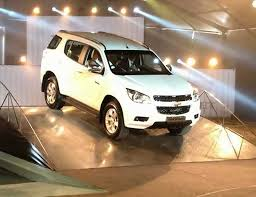 new car suv launches in 2015Chevrolet Trailblazer SUV launched in India priced at Rs 2640