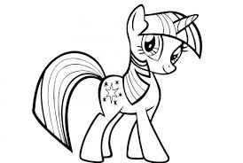 Adult My Little Pony Coloring Pages Twilight Sparkle My Little Pony