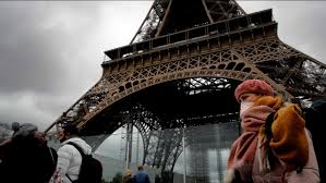 The eiffel tower (la tour eiffel) is an iron tower built on the champ de mars beside the river seine in paris, france. Words Of Advice From The Epicenter Of Coronavirus In France Belatina