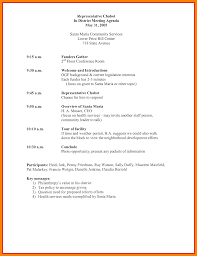sample agenda 9 company agenda sample farmer resume