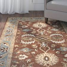 brown and blue area rug chocolate brown blue rugs brown and blue area rug