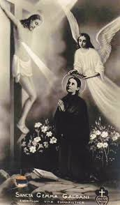 Gemma galgani was born on march 12, 1878, in a small italian town near lucca. Saint Gemma Galgani I Am The Fruit Of The Passion Of Jesus An Offspring Of His Wounds