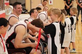 Alberta Northern Lights Wheelchair Basketball Society Gladiateurs De Laval And Saskatchewan White Take Home Gold