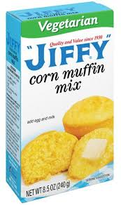 jiffy corn muffin mix ingredients. Jiffy Vegetarian Corn Muffin Mix 85 OZ Box Pack Of Intended Ingredients