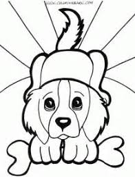 Small Picture Dog Puppy Coloring Page 18gif Printable Coloring Pages Of Dogs