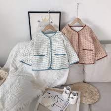 Áo khoác hoa trẻ em 2021 Áo khoác thời trang mới mùa xuân cho bé gái Áo  khoác tại Nước ngoài