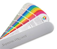 Sherwin Williams Industrial Color Chart Color Fan Decks Color Files Sherwin Williams