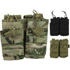 <b>Double</b> Mag Pouch in Collectable Military Surplus Webbing for sale ...