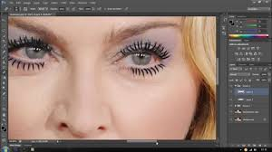 photo cs6 tutorial how to apply makeup