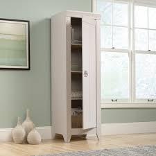 adept storage  narrow storage cabinet    sauder