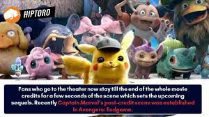 Detective Pikachu Post Credit Scene: How does the Pokemon Movie Ends? -  YouTube