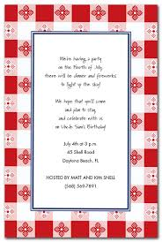 patriotic invitations templates retro picnic party invitations by invitation consultants ic in 1