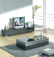 matching tv stand and coffee table coffee table stand combo matching tv stand coffee table and end tables