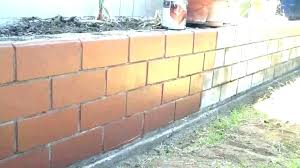 cinder block wall ideas cinder block wall ideas decorating for cement retaining repair cinder block wall
