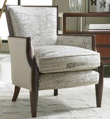 Living Room Club Chairs Sam Moore Living Room Nadia Exposed Wood Chair 4508sm Sam Moore