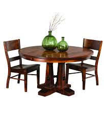 vienna amish round table collection