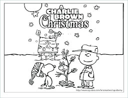 charlie brown christmas coloring page. Unique Page Free Printable Charlie Brown Christmas Coloring Pages Snoopy Page Win For  Girls Pdf Throughout Charlie Brown Christmas Coloring Page