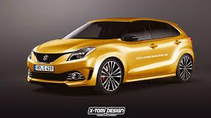 Suzuki Swift Sport '2015 - facebook.com/xtomidesign