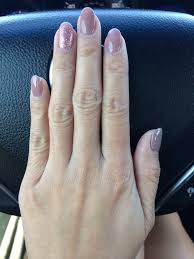 photo of nails by lynn cbell ca united states mauve nails with