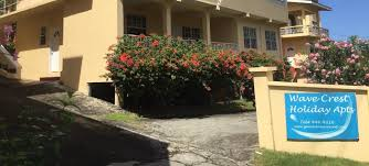 Images Of Apartments Grenada Holiday Rental Apartments Wave Crest Apartments