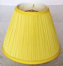 Usa Made In America By Lamp Shade Pro 9 Styles Colors Sizes 12 18 Wide Navy Blue Green Yellow Pleated Lamp Shade Mushroom Pleat Fabric