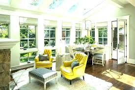 very small sunroom. Interesting Small Small Sunroom Ideas Designs With Furniture Pictures Long Narrow  Very   With Very Small Sunroom M