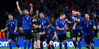 Italia campione d'Europa, Inghilterra battuta ai rigori
