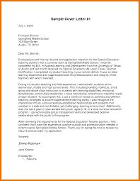15 Application Letter As Teacher Texas Tech Rehab Counseling