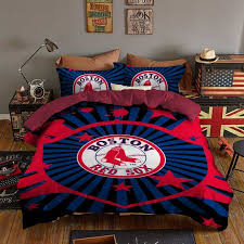 boston red sox b290853 bedding set