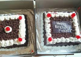 Resep Birthday Cake Simple Ala Bunda Dhira Oleh Bunda Dhiraa