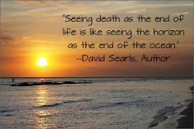 Seeing Death As The End Of Life Quote Inspirational Pinterest Inspiration End Of Life Quotes Inspirational
