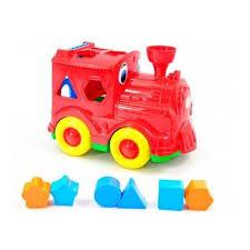 Купить <b>Сортер Orion Toys</b> Паровозик Кукушка в каталоге с ...