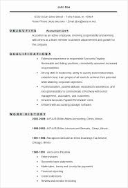 Impressive Resume Format Simple Sample Resume For Banking And Finance Fresh Graduate Awesome Best