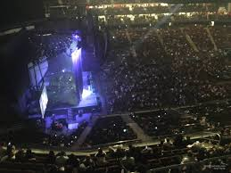 Prudential Center Section 227 Concert Seating
