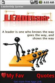 Good Leadership Quotes