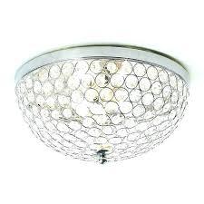 nerisa chrome crystal flush mount chandelier flush mount chandelier crystal crystal flush mount chandelier small petite