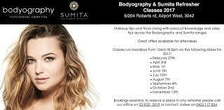 bodyography make up academy best