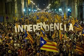 Resultado de imagen de ¿Qué pasa en Catalunya?