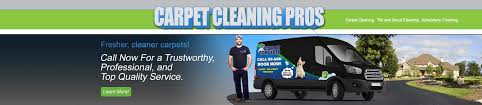 carpet cleaning phoenix header and service