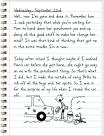 english journal writing