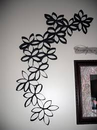 Toilet Paper Roll Wall Art | Cottrell Family: Wall decor with toilet paper?