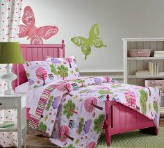woodland twin bedding themed