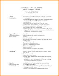13 Paralegal Resume Samples Emails Sample