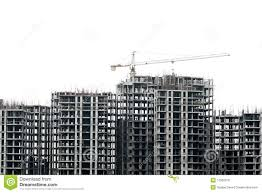 Large Building Construction Site Stock Photo Image Of Photo