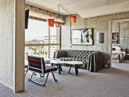 Hollywood Hills Apt Suite, photo by Adrian Gaut, The Line Hotel, L.A.