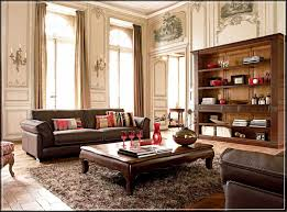 living room antique furniture. Living Room:Vintage Rustic Modern Interior Ideas Room With Brown Leather Sofa Coffee Table Antique Furniture L