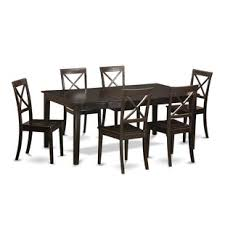 henley 7 piece dining set by east west furniture