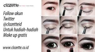 clozette indonesia on twitter n koleksi tutorial make up terbaru riasan wajah mata dan bibir t co gf6rsxi3nl follow clozetteid