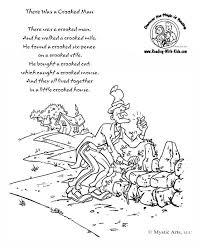Small Picture 36 best Nursery Rhymes images on Pinterest Coloring pages